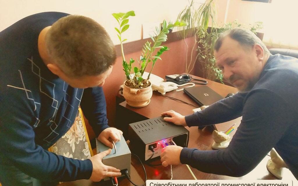 Пока гром не грянет… Украинские ученые создали уникальный озонатор