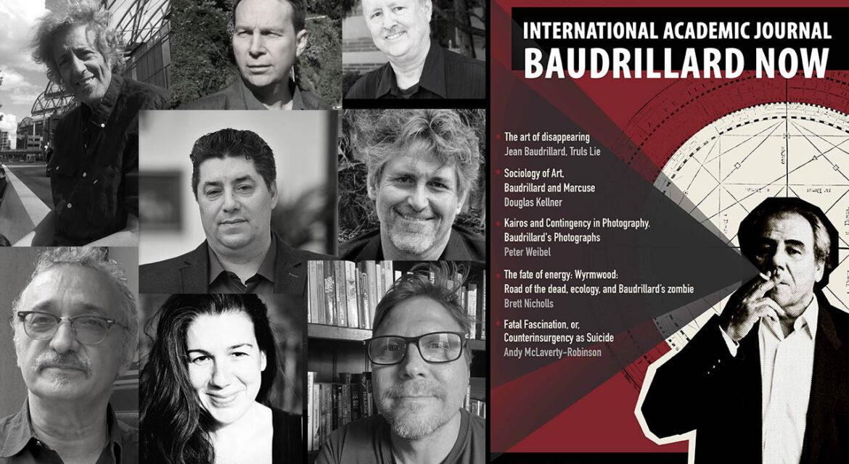 Академический журнал «Baudrillard Now» и его первый выпуск