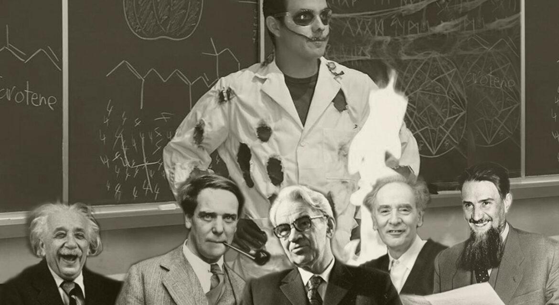 Учёные – в шутку и всерьёз