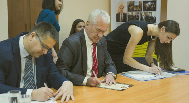 Возрождение европейских научных обществ в Украине