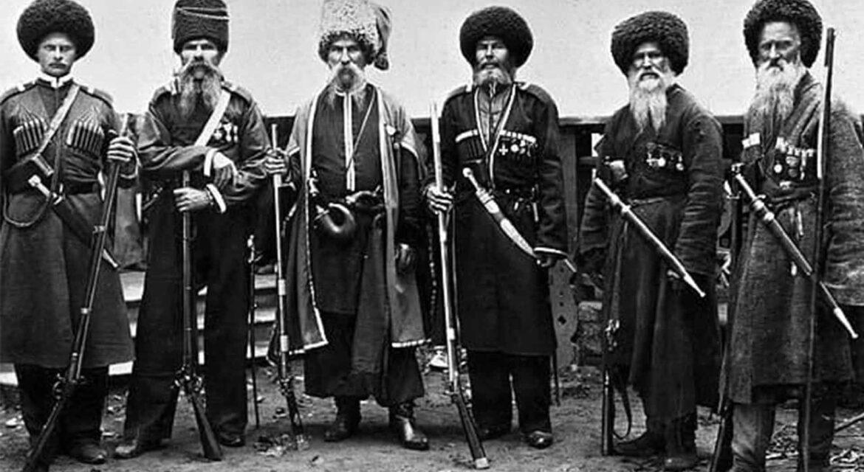 Кубанские казаки и другие…