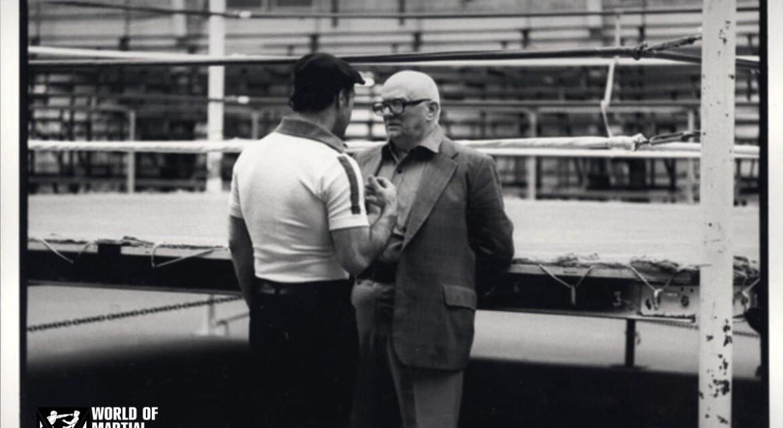 О феномене итальянца,  покорившего мир бокса – о Касе Д'Амато